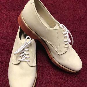 Dexter Champagne Nubuck /Red Soles Men's Shoes